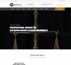 Avukat,Hukuk Ofisi Sitesi Scripti